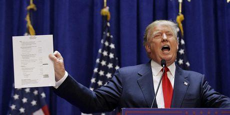 "Donald Trump va chinh sach doi ngoai khong he ""dien khung"" - Anh 5"