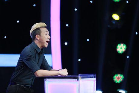 Harry Lu don tim khan gia vi khoe giong hat cuc ngot trong gameshow - Anh 4