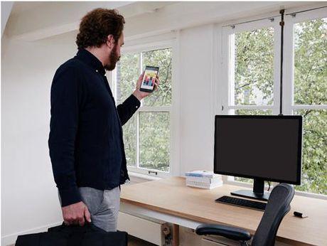 Microsoft sap ra mat smartphone moi chay Windows 10 Mobile - Anh 2