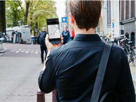 Microsoft sap ra mat smartphone moi chay Windows 10 Mobile - Anh 3