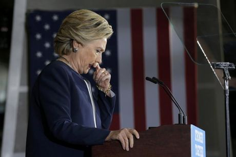 Quy tu thien cua ba Clinton thua nhan nhan qua trieu USD cua Qatar - Anh 1