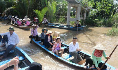 Su dung chung hieu qua nguon nuoc song Me Kong: Viet Nam can co ung pho kip thoi - Anh 1
