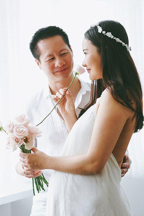 Cuoc song thay da doi thit cua Phan Nhu Thao sau khi lay chong dai gia - Anh 4