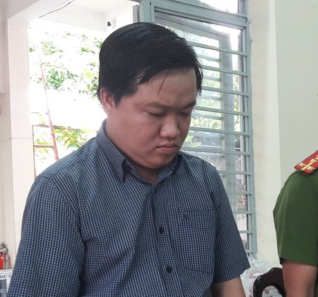 Bat nguyen giam doc ngan hang SeABank Da Nang - Anh 1