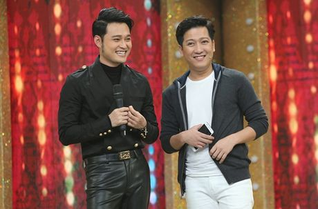 Quang Vinh cang thang len song truyen hinh sau 3 nam o an - Anh 3