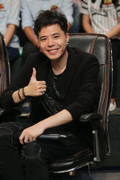 Quang Vinh cang thang len song truyen hinh sau 3 nam o an - Anh 4