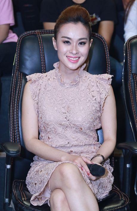 Quang Vinh cang thang len song truyen hinh sau 3 nam o an - Anh 6