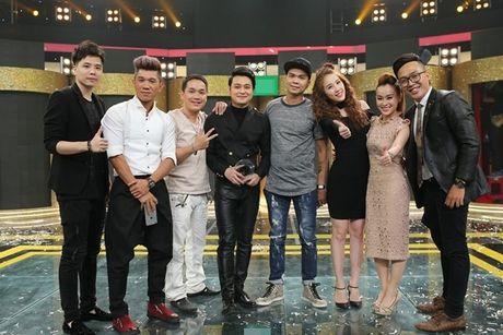Quang Vinh cang thang len song truyen hinh sau 3 nam o an - Anh 8