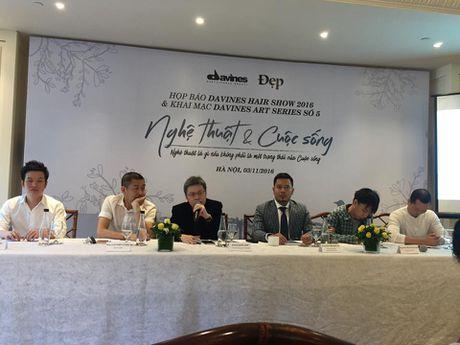 DD Nguyen Phi Phi Anh: Toi lam nghe thuat vi nhung dieu gian di - Anh 1