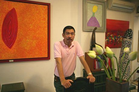 DD Nguyen Phi Phi Anh: Toi lam nghe thuat vi nhung dieu gian di - Anh 2