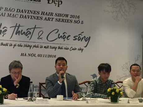 DD Nguyen Phi Phi Anh: Toi lam nghe thuat vi nhung dieu gian di - Anh 5