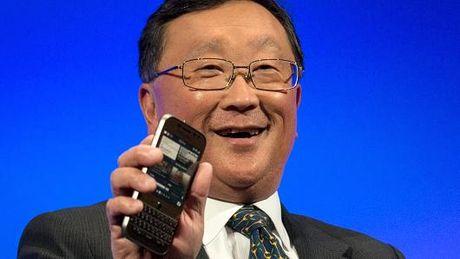 BlackBerry 'bat tay' Ford phat trien phan mem cho xe hoi - Anh 1