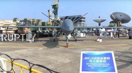 UAV Trung Quoc tu tin 'an dut' Reaper cua My - Anh 1