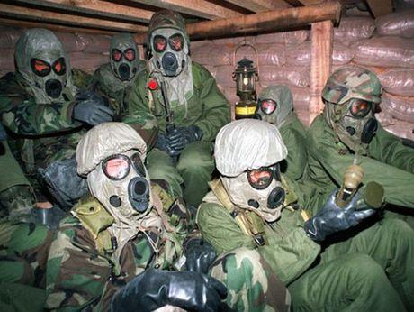 Quan ngai ve cuoc chien hoa hoc My-Iraq va IS tren chien truong Mosul - Anh 1