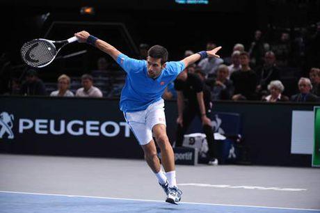 Djokovic – Cilic: Soc ma khong soc (TK Paris Masters) - Anh 1