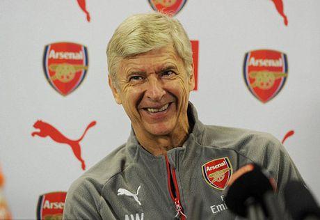 Tiet lo: Wenger tung duoc nham thay Zidane - Anh 1