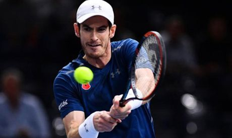 Paris Masters ngay 6: Murray & tran dau cuoc doi - Anh 1