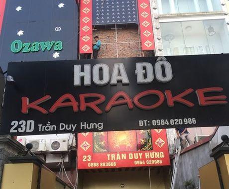 Quan karaoke khong dam bao PCCC: Chu tich phuong chiu trach nhiem! - Anh 2