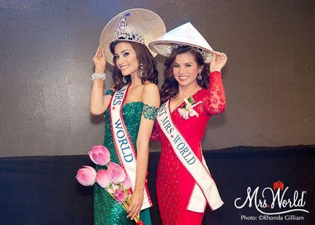 Nguoi mau Peru dang quang Hoa hau Quy ba The gioi 2016 - Anh 6