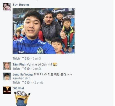 Xuan Truong khong ra san, fan Viet van mung Incheon tru hang thanh cong - Anh 2