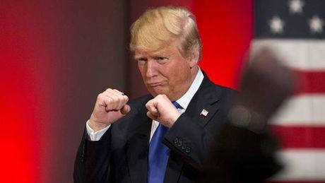 'FBI la manh dat cua Trump' - Anh 1