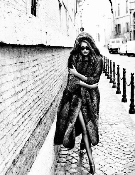 Gigi Hadid mac goi cam dep me hoac - Anh 7