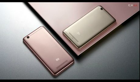 Thong so cau hinh Xiaomi Redmi 4A: smartphone sieu re - Anh 1