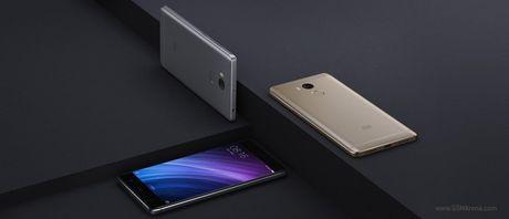 Thong so cau hinh Xiaomi Redmi 4: 2 phien ban - Anh 1