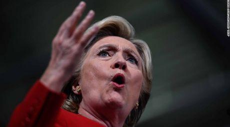 Ba Clinton nho sai ve vu khung bo 11.9 - Anh 1