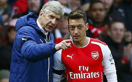 Ozil se la huyen thoai cua Arsenal neu... - Anh 4