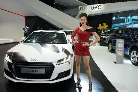 Ngam Audi TT 2016 voi 'bo ao' kieu camo - Anh 5