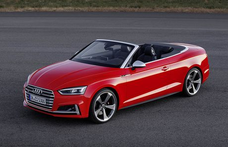 Trinh lang Audi A5 Cabriolet va S5 Cabriolet 2017 the he moi - Anh 13