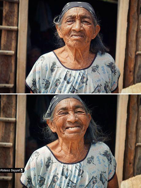 Phu nu phan ung the nao khi duoc khen 'Ban rat dep'? - Anh 11
