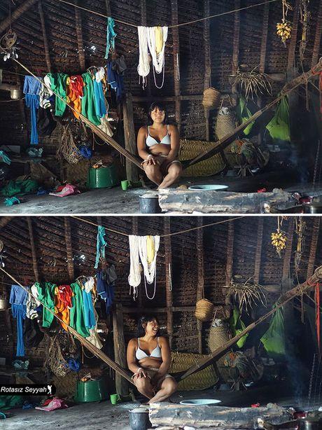 Phu nu phan ung the nao khi duoc khen 'Ban rat dep'? - Anh 16