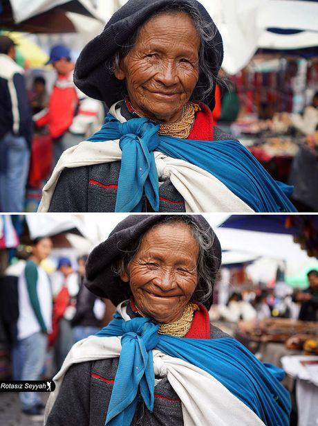 Phu nu phan ung the nao khi duoc khen 'Ban rat dep'? - Anh 6