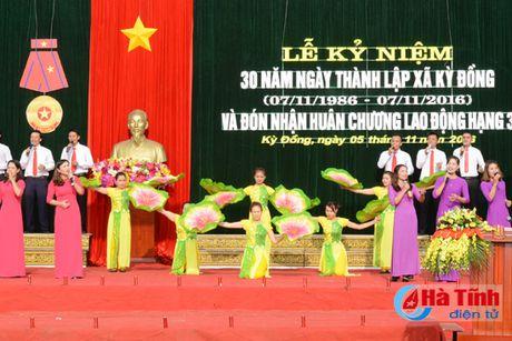 Ky Dong don nhan Huan chuong Lao dong hang 3 - Anh 3