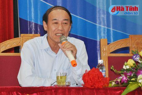 Doi thoai, dinh huong khoi nghiep cho hon 300 DVTN Huong Son - Anh 5