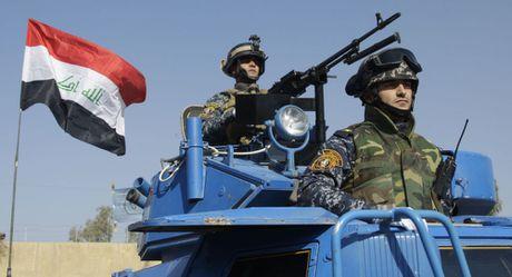 Iraq dung ten lua chong tang cua Nga de danh IS - Anh 1