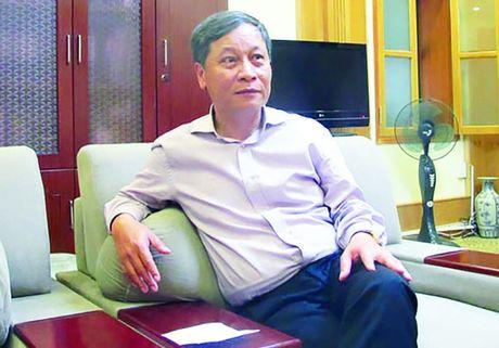 Cuong che cong trinh vi pham cua nguyen Pho Giam doc So GTVT Ha Noi - Anh 2