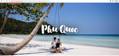 Cong bo website quang ba du lich Viet Nam voi khach quoc te - Anh 2