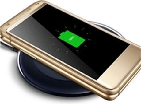 Ngam smartphone nap gap Samsung vua ra mat - Anh 1