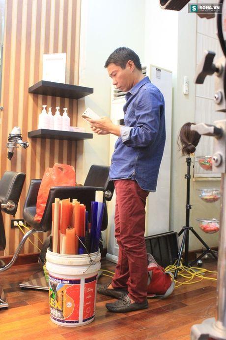 'Canh' nong bong cua Cong Ly va ban gai - Anh 15