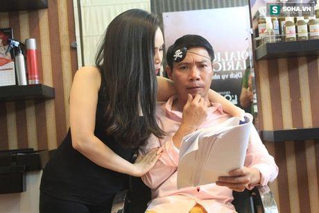 'Canh' nong bong cua Cong Ly va ban gai - Anh 6
