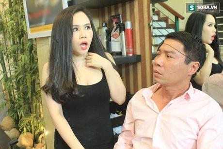 'Canh' nong bong cua Cong Ly va ban gai - Anh 9