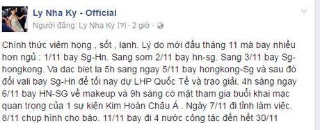 Co cuoc song nhung lua, Ly Nha Ky van phai lam viec vat va nhu the nay! - Anh 2