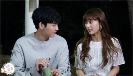 My nam Ji Chang Wook tham gia chuong trinh 'We Got Married' - Anh 2