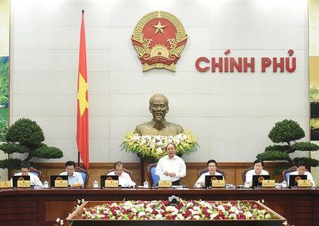 Chinh phu yeu cau cac Bo xay dung ke hoach hanh dong dot pha, sang tao - Anh 1