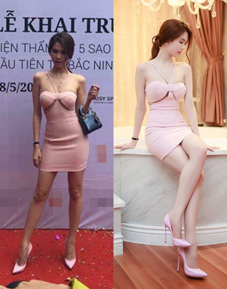 Loat anh khong photoshop chung minh voc dang chua hoan hao cua my nhan Viet - Anh 16