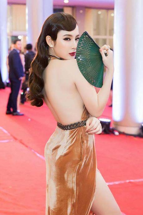 Loat anh khong photoshop chung minh voc dang chua hoan hao cua my nhan Viet - Anh 2