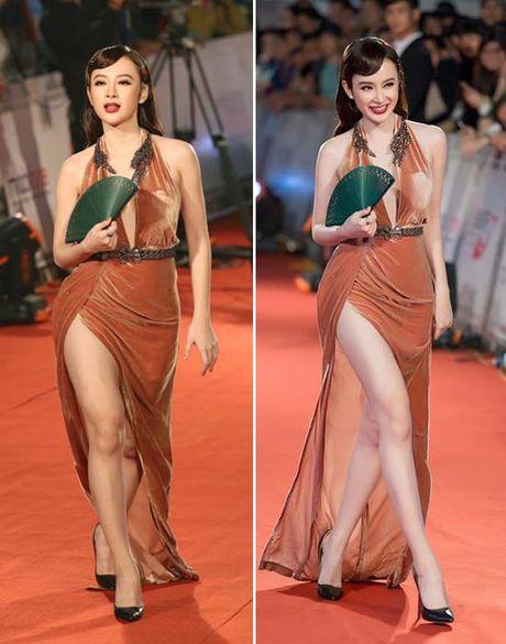 Loat anh khong photoshop chung minh voc dang chua hoan hao cua my nhan Viet - Anh 4